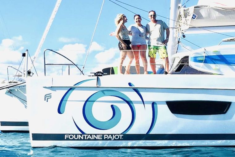EDDIES IN TIME Yacht Charter - All Aboard Eddies In Time