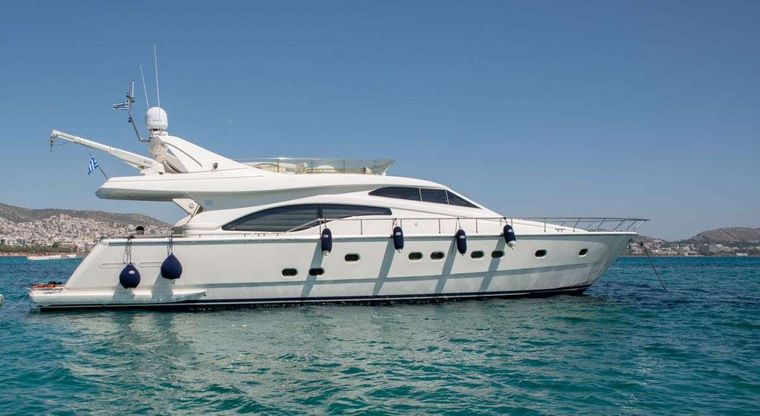 ANANAS Yacht Charter - Ritzy Charters