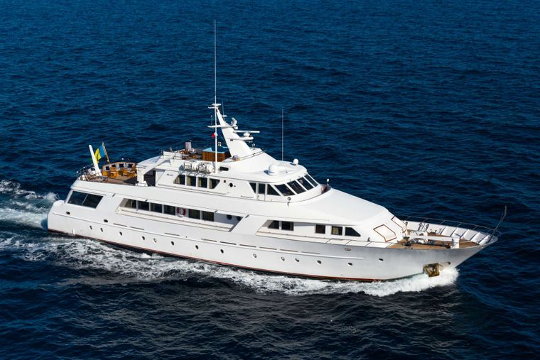 Star of the Sea Yacht Charter - Ritzy Charters