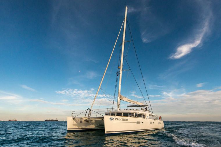 PRIMETIME Yacht Charter - Ritzy Charters