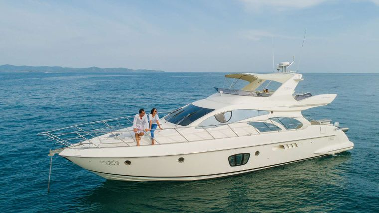 AFTER 8 Yacht Charter - Ritzy Charters
