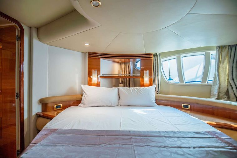 AFTER 8 Yacht Charter - VIP Double Cabin