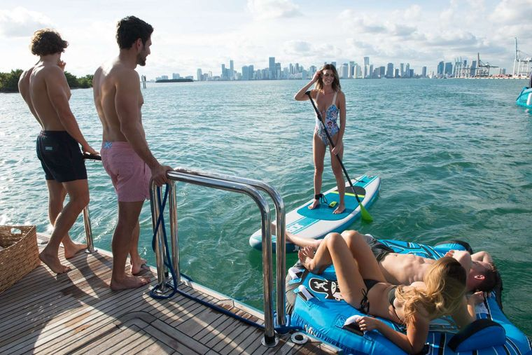 HALCYON SEAS Yacht Charter - Water Toys