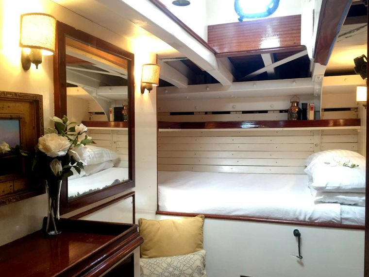 WHEN AND IF Yacht Charter - Master Stbd