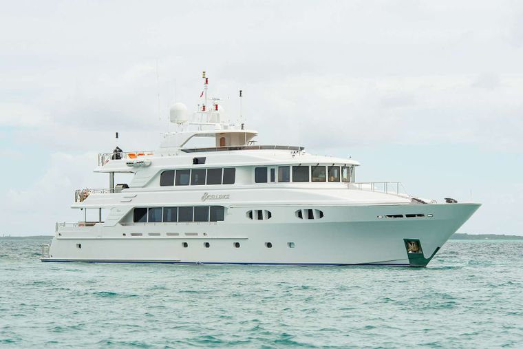 EXCELLENCE Yacht Charter - Ritzy Charters