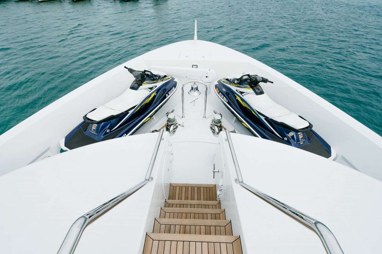 EXCELLENCE Yacht Charter - BOW