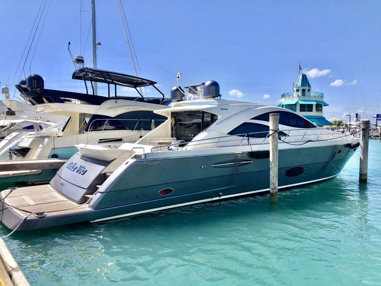 Dolce Vita Yacht Charter - Ritzy Charters
