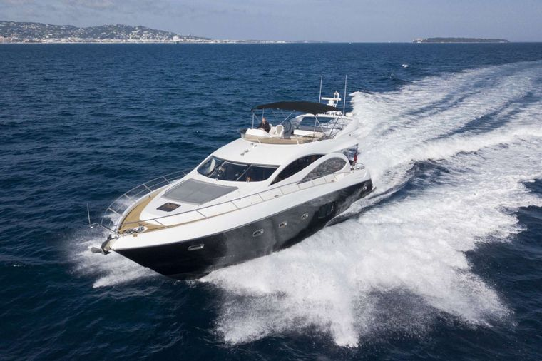 LAZY P Yacht Charter - Ritzy Charters