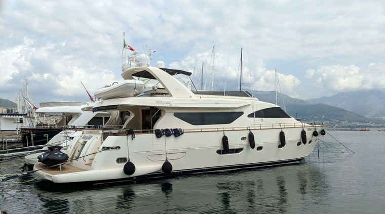 ARMA VII Yacht Charter - Ritzy Charters