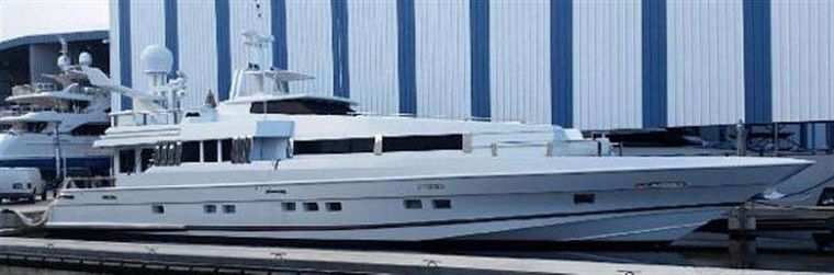HIGHLINE Yacht Charter - Ritzy Charters
