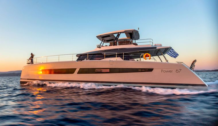 ChristAl MiO Yacht Charter - Ritzy Charters