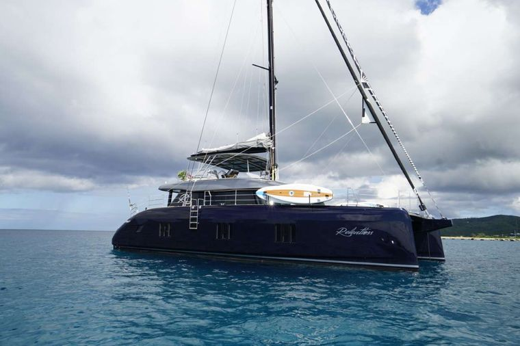 RELENTLESS 60 Yacht Charter - Ritzy Charters