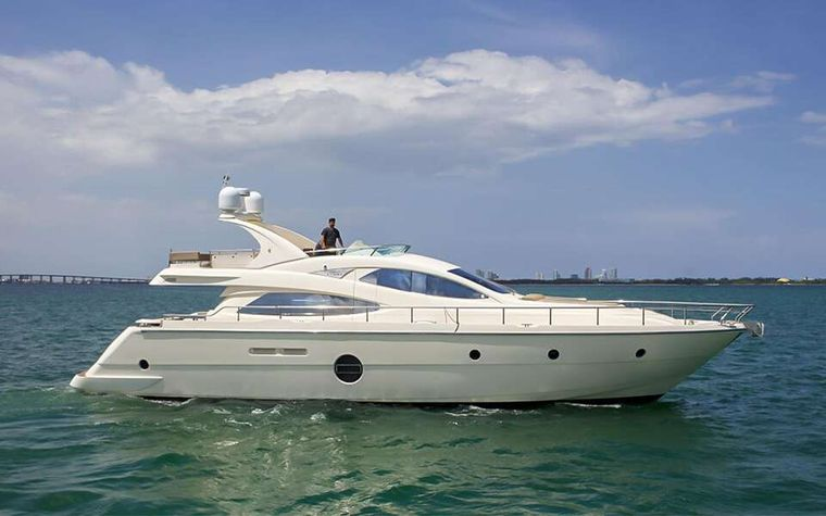 Next Level Yacht Charter - Ritzy Charters
