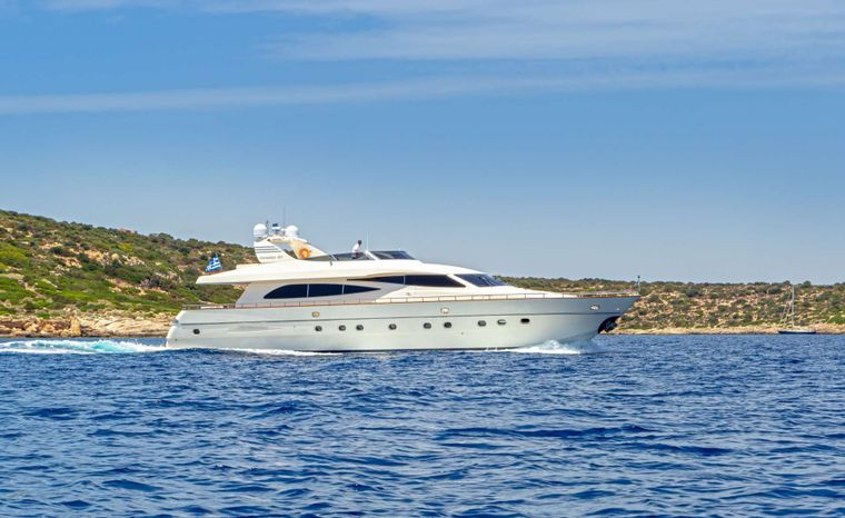 VYNO Yacht Charter - Ritzy Charters