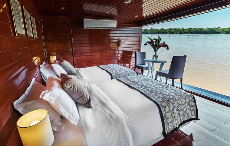 CRUCERO AMAZONAS Yacht Charter - Guest  Stateroom