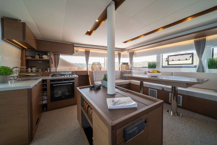NOMAD II Yacht Charter - Gally