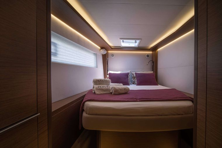 NOMAD II Yacht Charter - Double cabin