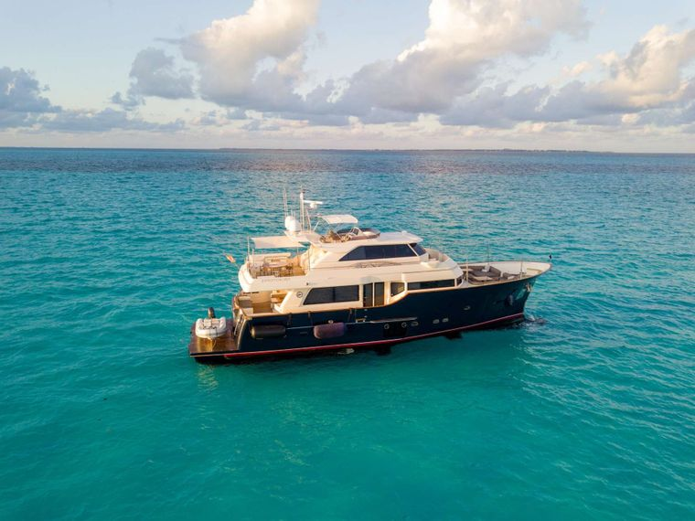 NOMADA Yacht Charter - Ritzy Charters