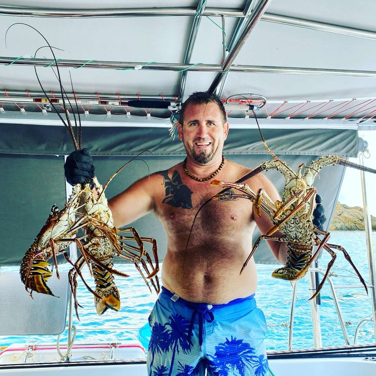 DREAMCATCHER Yacht Charter - Captain Jake with DINNER!