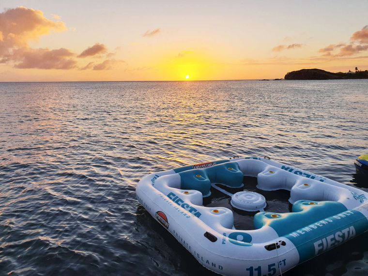 MARE BLU Yacht Charter - ...and Enjoy the Sunset!