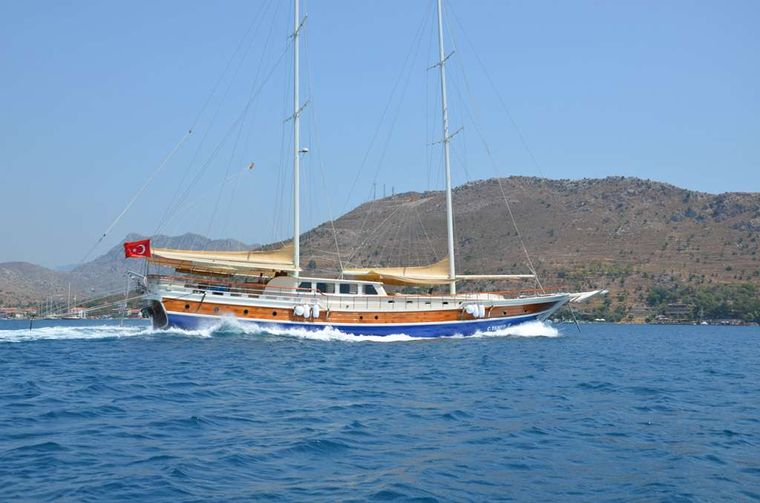 C. Taner 2 Yacht Charter - Ritzy Charters