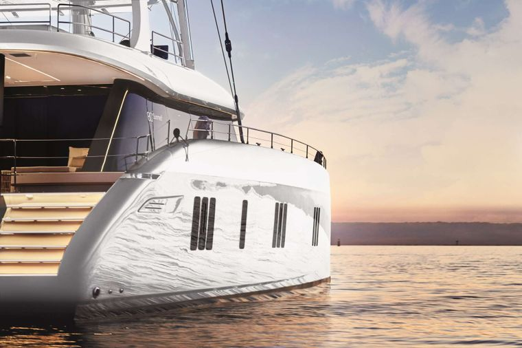 ABOVE Yacht Charter - Ritzy Charters