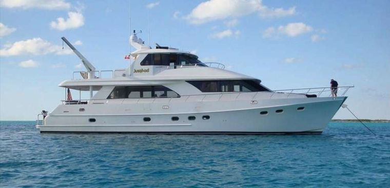 JusMad Yacht Charter - Ritzy Charters