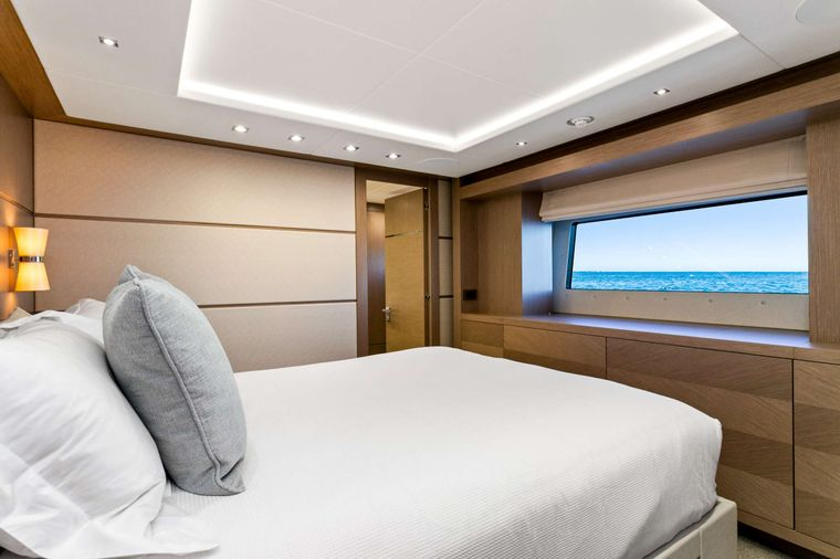 FRATELLI Yacht Charter - Double Guest Cabin