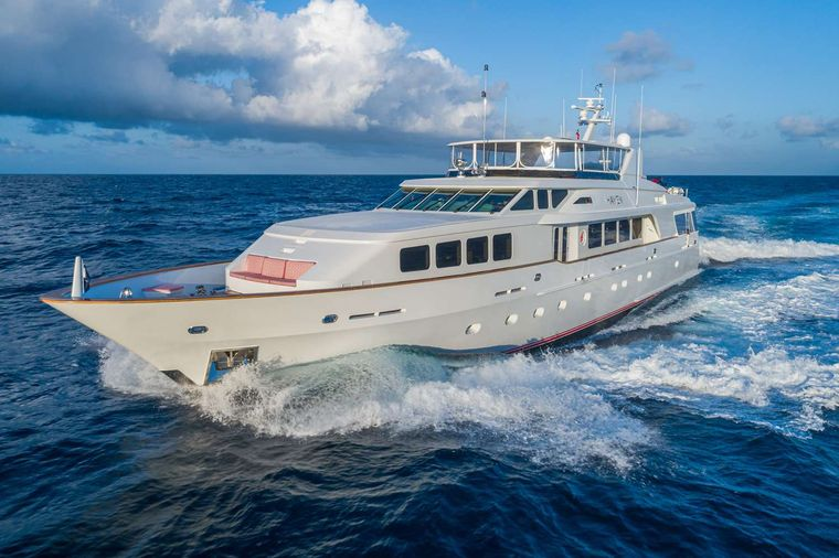 HAVEN Yacht Charter - Ritzy Charters