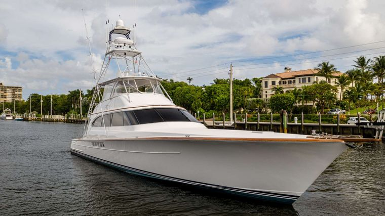 Reel Tight Yacht Charter - Ritzy Charters
