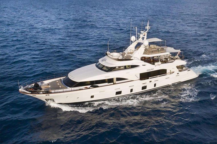ORSO 3 Yacht Charter - Ritzy Charters