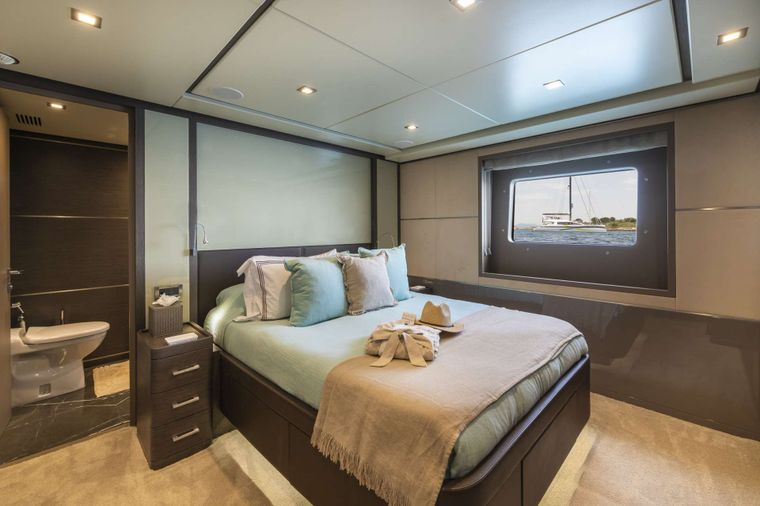 ORSO 3 Yacht Charter - Double Cabin