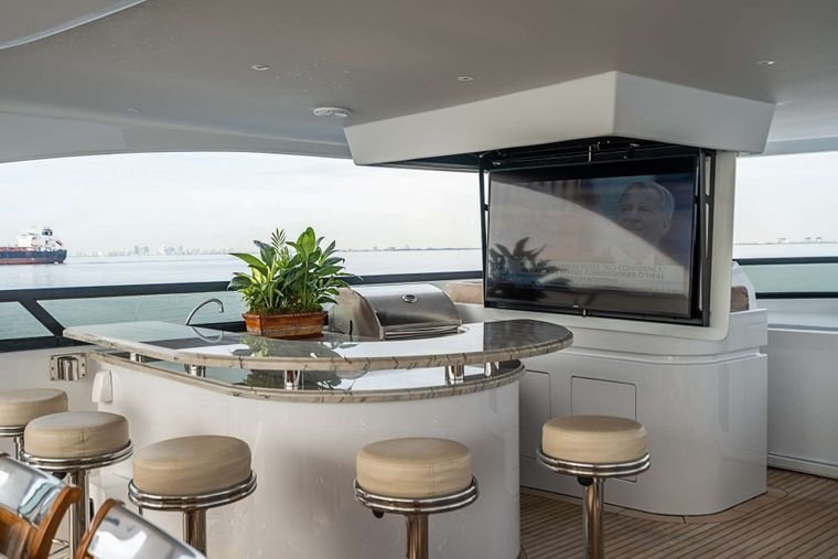 DREAM Yacht Charter - Tender and toys