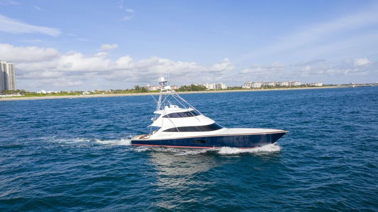 SPECULATOR 92 Yacht Charter - Ritzy Charters