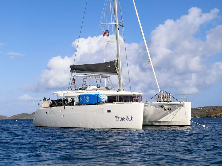 TIME OUT Yacht Charter - Ritzy Charters