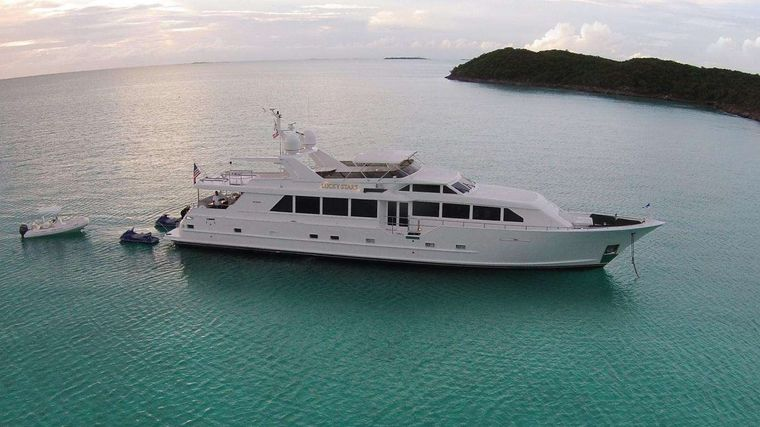 LUCKY STARS Yacht Charter - Ritzy Charters