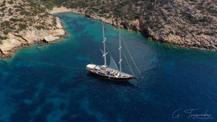 ALTHEA Yacht Charter - Ritzy Charters