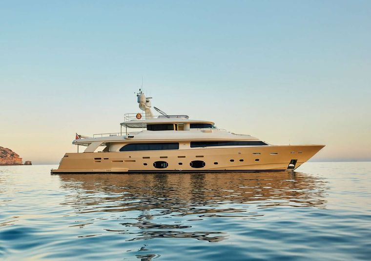 BEST OFF Yacht Charter - Ritzy Charters