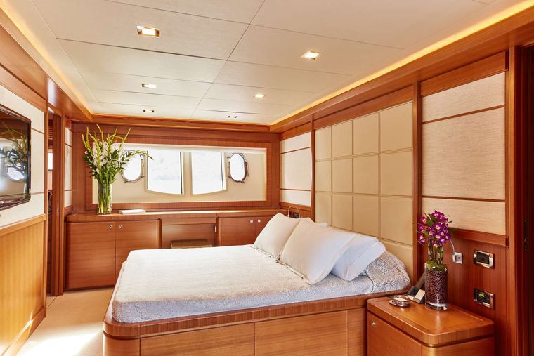 BEST OFF Yacht Charter - Second Master Cabin