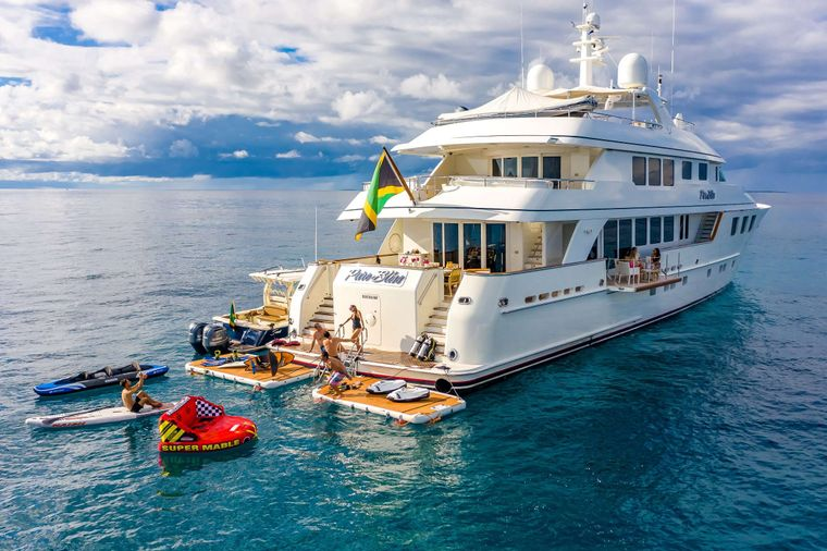 PURE BLISS Yacht Charter - Pure Bliss Toys