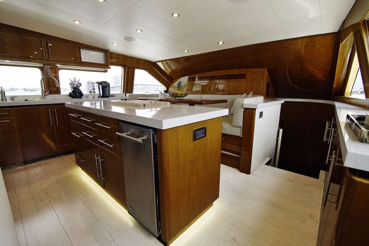 STERLING V Yacht Charter - Country Galley