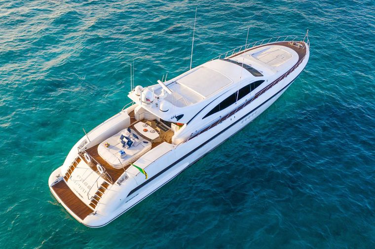 FREE SPIRIT Yacht Charter - Ritzy Charters