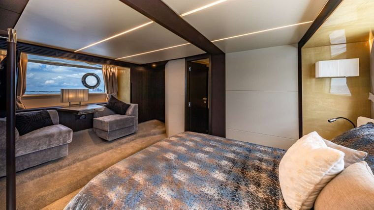 DADDY'S LADY Yacht Charter - Master Stateroom Other