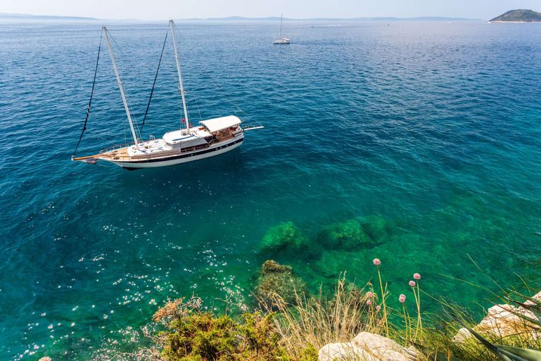 San Yacht Charter - Ritzy Charters