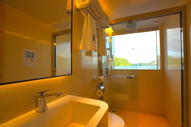 BLACK PEARL 1 Yacht Charter - Ensuite