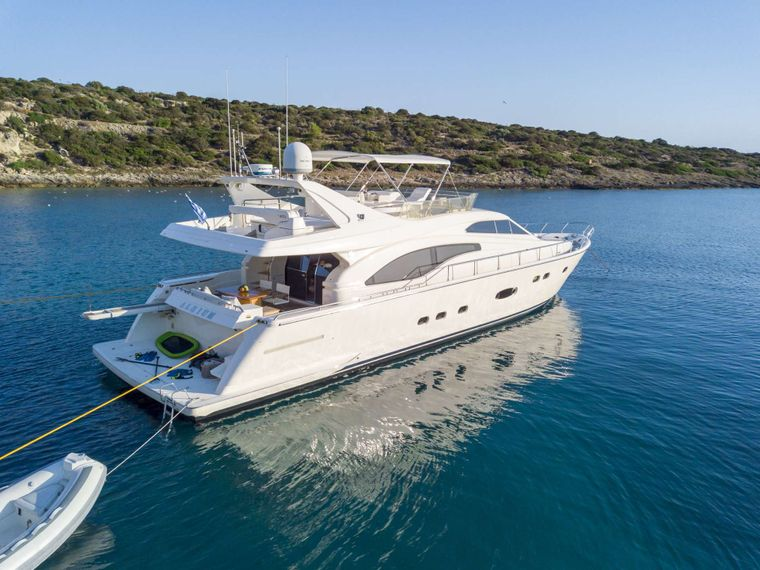 ALSIUM Yacht Charter - Ritzy Charters