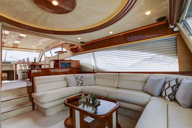 ALSIUM Yacht Charter - Salon other view