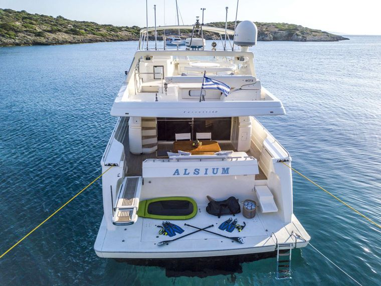 ALSIUM Yacht Charter - Water toys