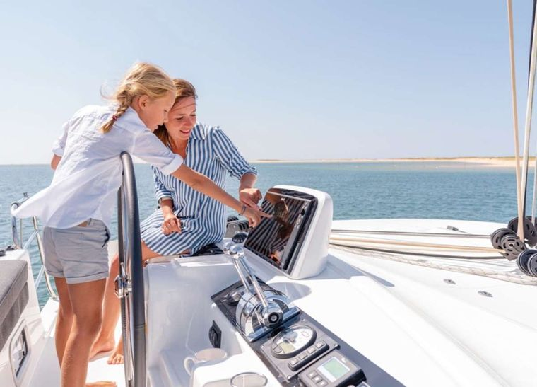 CELAVIE Yacht Charter - Mouthwatering teasers!