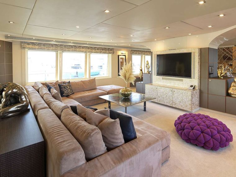 DALOLI Yacht Charter - Saloon other view